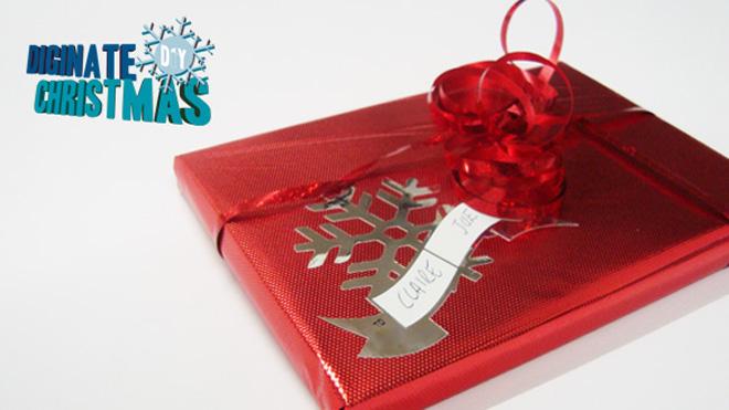 diy xmas create your own unique gift tags the diginate com blog