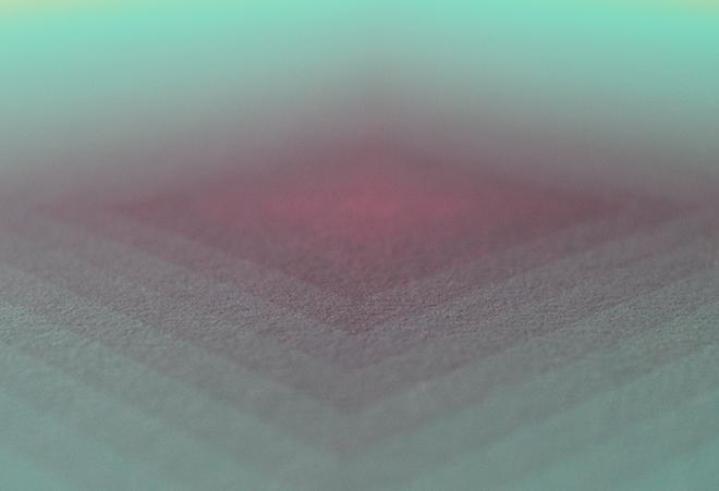 Textured art paper close up