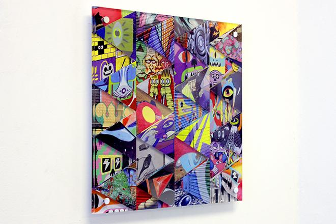 Hanging acrylic print