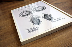 patent posters and prints