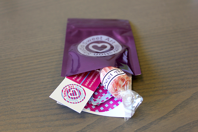 custom foil pack contents