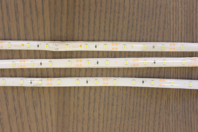 LED frame lights