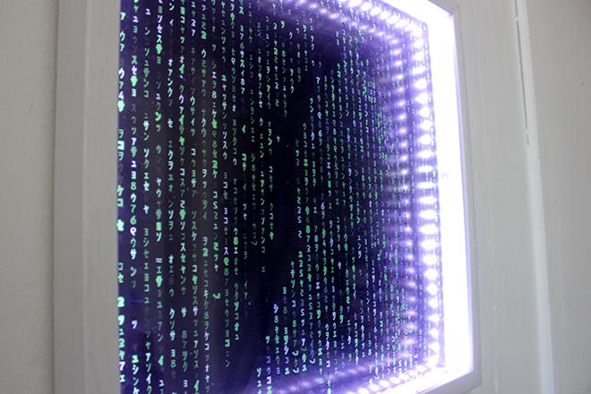 LED frame Matrix