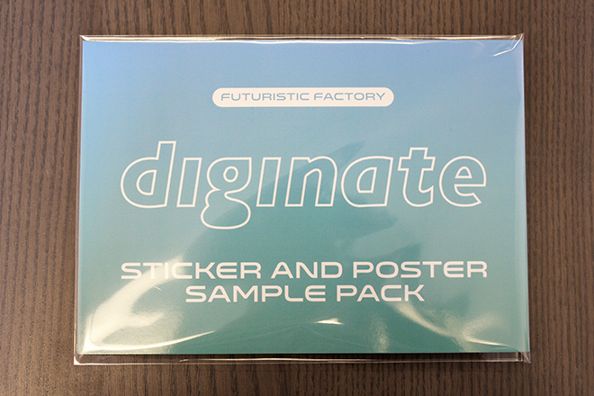 cellophane sample pack