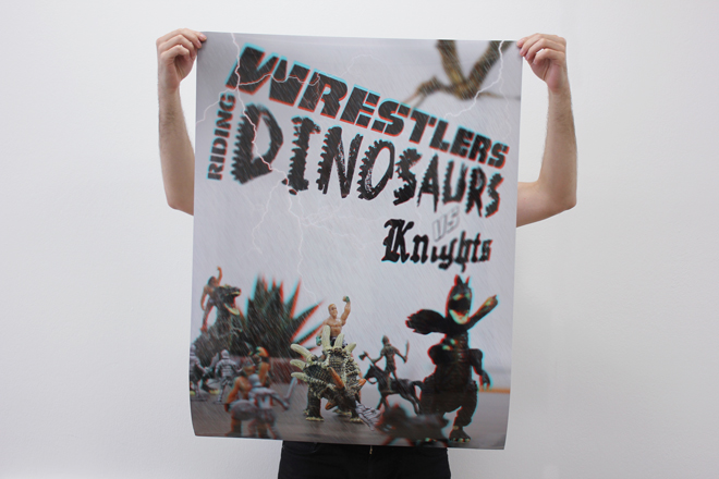 3d poster print