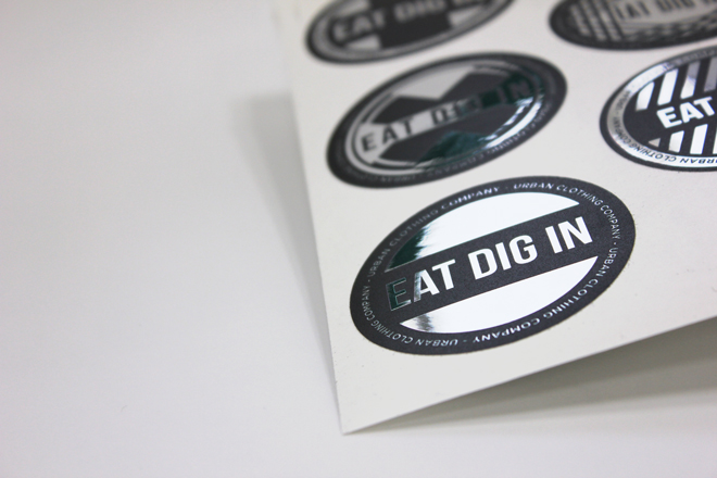Print your own custom snapback stickers | The Diginate com Blog
