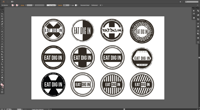 Print Your Own Custom Snapback Stickers