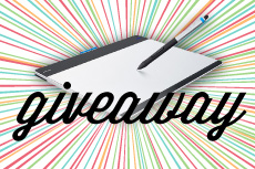 WIN… 2X Wacom Intuos graphics tablets!