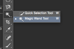magic wand tool tutorial