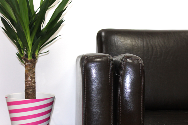 custom printed plant pot wrap