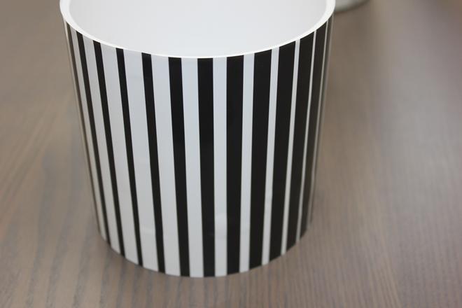 plant pot geometric