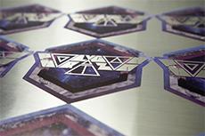 polygon stickers
