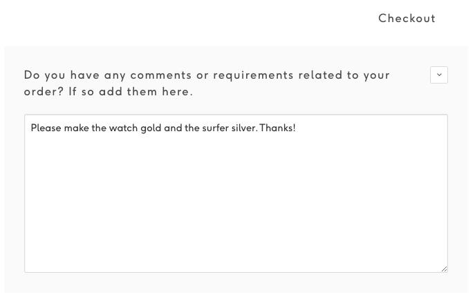 diginate comments box