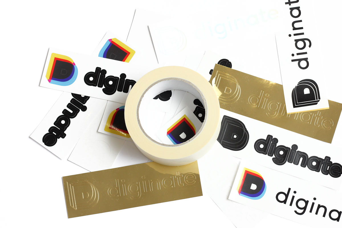 DIY cut vinyl graphics