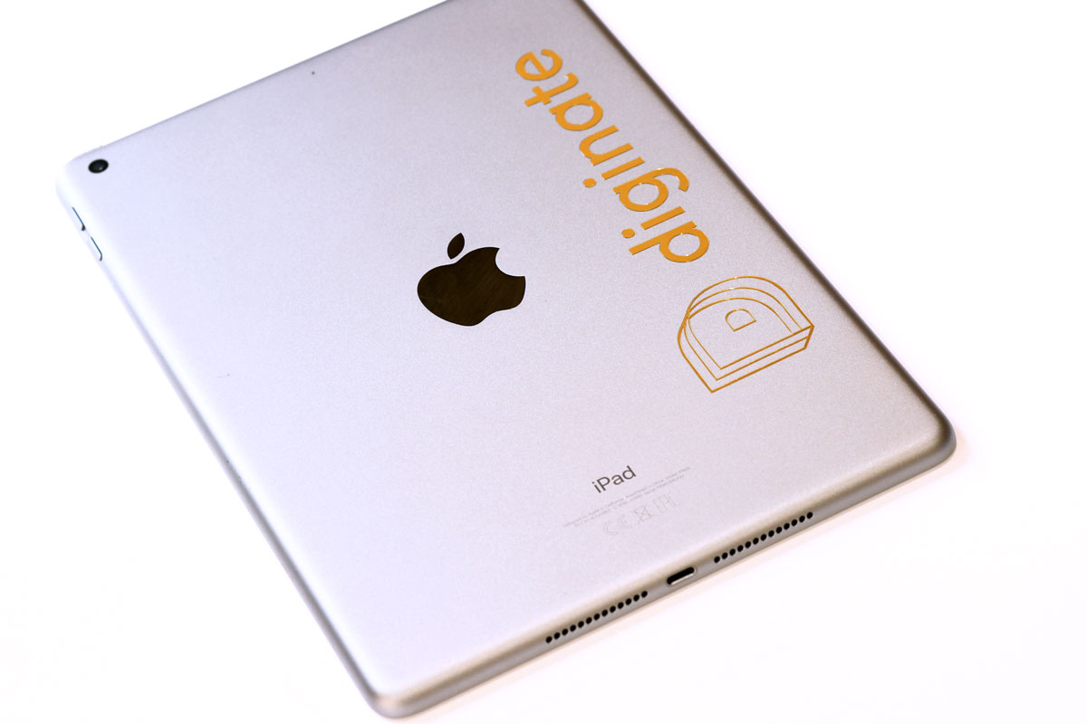 gold vinyl decal